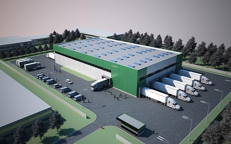 Логистические центры под ключ по цене завода производителя - Группа компаний БарсПром